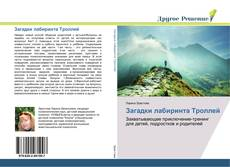 Обложка Загадки лабиринта Троллей