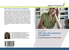 Обложка CBT diary for emotional management