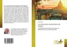 Bookcover of La conscience missionnaire de l'église