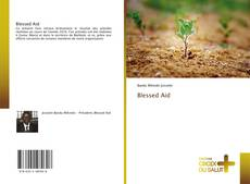 Bookcover of Blessed Aid