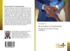 Buchcover von De la culture à l'inculturation: