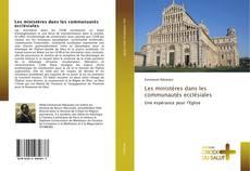 Les ministères dans les communautés ecclésiales kitap kapağı