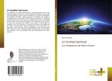 Capa do livro de Le Combat Spirituel