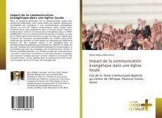Обложка Impact de la communication évangélique dans une église locale