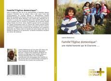 """Borítókép a  Famille""""l'Eglise domestique"""": - hoz"""