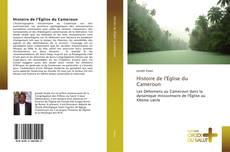 Portada del libro de Histoire de l'Église du Cameroun