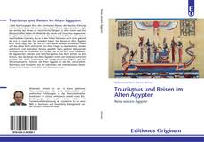 Buchcover von Tourismus und Reisen im Alten Ägypten
