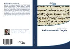Bookcover of Backamadarasi Kiss Gergely