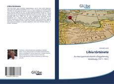 Borítókép a  Líbia története - hoz