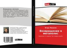 Buchcover von Возвращение в мегаполис