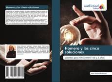 Homero y las cinco soluciones kitap kapağı