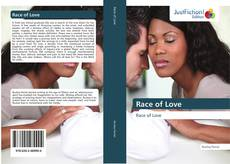Capa do livro de Race of Love