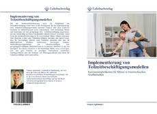 Buchcover von Implementierung von Teilzeitbeschäftigungsmodellen
