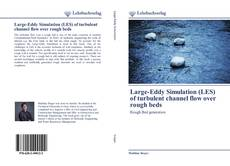Bookcover of Large-Eddy Simulation (LES) of turbulent channel flow over rough beds