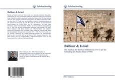 Bookcover of Balfour & Israel
