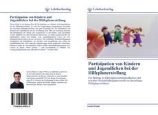 Buchcover von Partizipation von Kindern und Jugendlichen bei der Hilfeplanerstellung