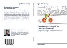 Capa do livro de Ernährungsstrategien im Ultraausdauersport