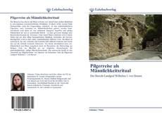 Buchcover von Pilgerreise als Männlichkeitsritual