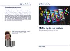 Bookcover of Mobile Businessanwendung