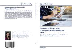 Buchcover von Kompetenzerwerb im Lehrberuf Bürokaufmann/-frau