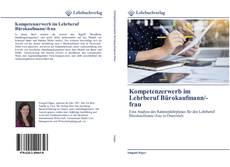 Portada del libro de Kompetenzerwerb im Lehrberuf Bürokaufmann/-frau