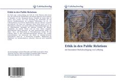 Bookcover of Ethik in den Public Relations