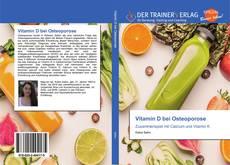 Buchcover von Vitamin D bei Osteoporose