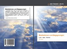 Bookcover of Meditationen und Begegnungen