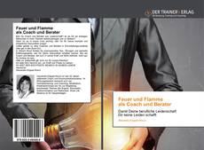 Capa do livro de Feuer und Flamme als Coach und Berater
