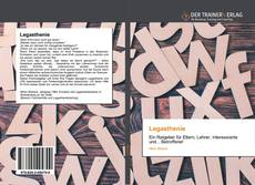 Bookcover of Legasthenie