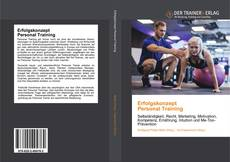 Bookcover of ErfolgskonzeptPersonal Training