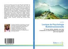 Portada del libro de Lexique de Psychologie Multidimensionnelle