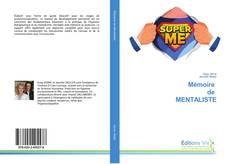 Bookcover of Mémoire de MENTALISTE