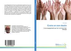 Bookcover of Croire en son destin