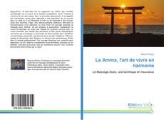 Portada del libro de Le Amma, l'art de vivre en harmonie