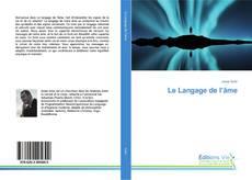 Bookcover of Le Langage de l'âme