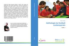 Couverture de Anthologie du football contemporain