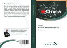 Buchcover von Garten der Innenschau