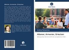 Copertina di Albaner, Armenier, Griechen