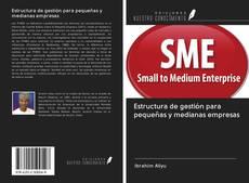 Portada del libro de Estructura de gestión para pequeñas y medianas empresas