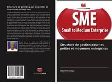 Couverture de Structure de gestion pour les petites et moyennes entreprises