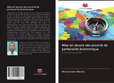 Couverture de Mise en œuvre des accords de partenariat économique
