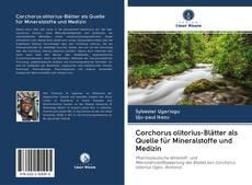 Обложка Corchorus olitorius-Blätter als Quelle für Mineralstoffe und Medizin