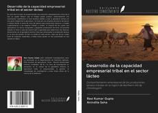Portada del libro de Desarrollo de la capacidad empresarial tribal en el sector lácteo