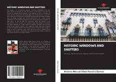 Couverture de HISTORIC WINDOWS AND SHUTTERS