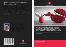 Capa do livro de Medicamentos Tradicionais Chineses (Produtos Naturais)