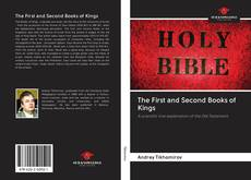 Bookcover of The First and Second Books of Kings