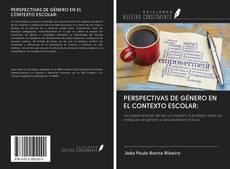 Copertina di PERSPECTIVAS DE GÉNERO EN EL CONTEXTO ESCOLAR: