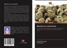 Copertina di Besoins en nutriments