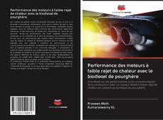 Buchcover von Performance des moteurs à faible rejet de chaleur avec le biodiesel de pourghère